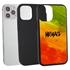 Funny Case for iPhone 12 / 12 Pro – Hybrid - Reggae Paint