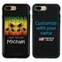 Funny Case for iPhone 7 Plus / 8 Plus – Hybrid - Reggae Just Relax