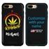 Funny Case for iPhone 7 Plus / 8 Plus – Hybrid - Reggae Keep Calm