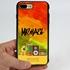 Funny Case for iPhone 7 Plus / 8 Plus – Hybrid - Reggae Time