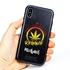 Funny Case for iPhone X / XS – Hybrid - Reggae Keep Calm