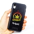 Funny Case for iPhone XR – Hybrid - Reggae Keep Calm