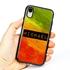 Funny Case for iPhone XR – Hybrid - Reggae Paint
