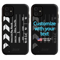 Funny Case for iPhone 11 – Hybrid - Clapper