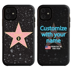 Funny Case for iPhone 11 – Hybrid - Hollywood Star - Radio