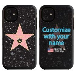 Funny Case for iPhone 11 – Hybrid - Hollywood Star - Television