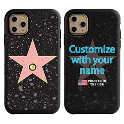 Funny Case for iPhone 11 Pro – Hybrid - Hollywood Star - Music