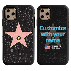 Funny Case for iPhone 11 Pro Max – Hybrid - Hollywood Star - Motion Pictures