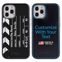 Funny Case for iPhone 12 / 12 Pro – Hybrid - Clapper