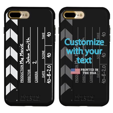 Funny Case for iPhone 7 Plus / 8 Plus – Hybrid - Clapper
