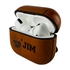Kansas Jayhawks Custom Leather Case for AirPods Pro