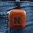 Nebraska Cornhuskers Custom Leather Case for AirPods