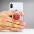 Custom Phone Grip – Grapefruit Slice