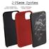 Custom Soccer Jersey Hybrid Case for iPhone 11 Pro - (Black Case, Full Color Jersey)