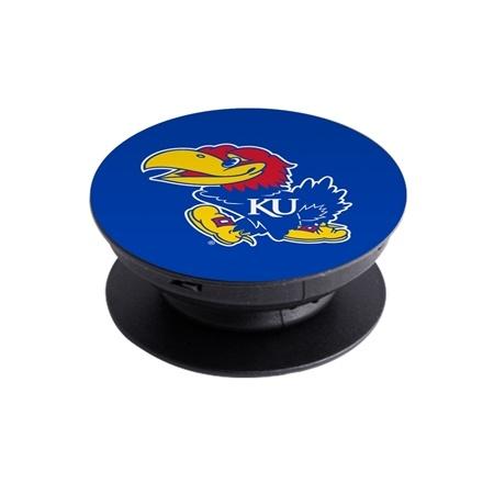 Kansas Jayhawks Phone Grip and Stand - Full Print