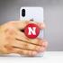 Nebraska Cornhuskers Phone Grip and Stand