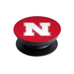 Nebraska Cornhuskers Phone Grip and Stand - Full Print
