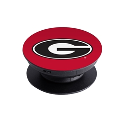 Georgia Bulldogs Phone Grip and Stand - Full Print