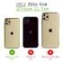 Collegiate Case for iPhone 11 Pro  – Hybrid Kansas Jayhawks - Personalized