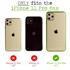 Collegiate Case for iPhone 11 Pro Max  – Hybrid Kansas Jayhawks - Personalized