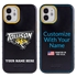 Collegiate Case for iPhone 12 Mini – Hybrid Towson Tigers - Personalized