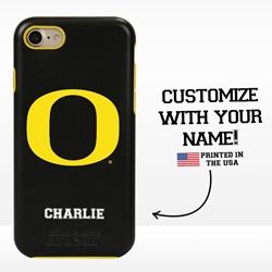 Collegiate Case for iPhone 7 / 8 – Hybrid Oregon Ducks - Personalized