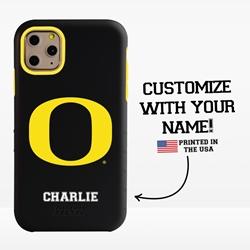 Collegiate Case for iPhone 11 Pro Max – Hybrid Oregon Ducks - Personalized