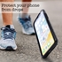 Collegiate Case for iPhone XS Max – Hybrid Arkansas Razorbacks - Personalized
