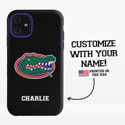 Collegiate Case for iPhone 11 – Hybrid Florida Gators - Personalized