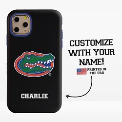 Collegiate Case for iPhone 11 Pro Max – Hybrid Florida Gators - Personalized
