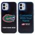 Collegiate Case for iPhone 12 Mini – Hybrid Florida Gators - Personalized