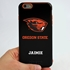 Collegiate Case for iPhone 6 Plus / 6s Plus – Hybrid Oregon State Beavers - Personalized