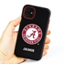 Collegiate Case for iPhone 11 – Hybrid Alabama Crimson Tide - Personalized