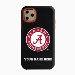 Collegiate Case for iPhone 11 Pro – Hybrid Alabama Crimson Tide - Personalized