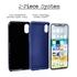 Collegiate Case for iPhone XR – Hybrid Duke Blue Devils - Personalized