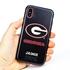 Collegiate Case for iPhone X / XS – Hybrid Georgia Bulldogs - Personalized