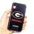 Collegiate Case for iPhone XR – Hybrid Georgia Bulldogs - Personalized