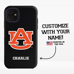 Collegiate Case for iPhone 11 – Hybrid Auburn Tigers - Personalized