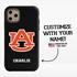 Collegiate Case for iPhone 11 Pro Max – Hybrid Auburn Tigers - Personalized