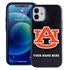 Collegiate Case for iPhone 12 Mini – Hybrid Auburn Tigers - Personalized