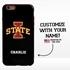Collegiate Case for iPhone 6 Plus / 6s Plus – Hybrid Iowa State Cyclones - Personalized