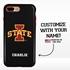 Collegiate Case for iPhone 7 Plus / 8 Plus – Hybrid Iowa State Cyclones - Personalized