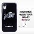 Collegiate Case for iPhone XR – Hybrid Navy Midshipmen - Personalized