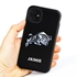 Collegiate Case for iPhone 11 – Hybrid Navy Midshipmen - Personalized