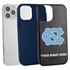 Collegiate Case for iPhone 12 Pro Max – Hybrid North Carolina Tar Heels - Personalized