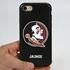 Collegiate Case for iPhone 7 / 8 – Hybrid Florida State Seminoles - Personalized