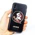 Collegiate Case for iPhone X / XS – Hybrid Florida State Seminoles - Personalized