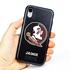 Collegiate Case for iPhone XR – Hybrid Florida State Seminoles - Personalized