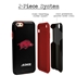 Collegiate Case for iPhone 6 / 6s  – Hybrid Arkansas Razorbacks - Personalized