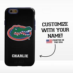 Collegiate Case for iPhone 6 / 6s  – Hybrid Florida Gators - Personalized